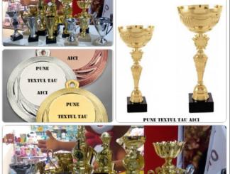 Cupe și medalii