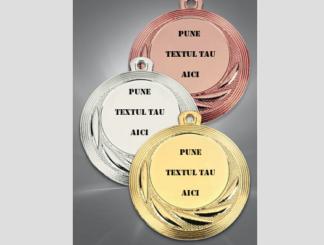 Medalie personalizată