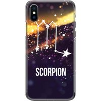 Husă iPhone X scorpion