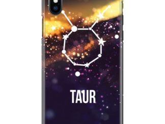 Husă iPhone X taur