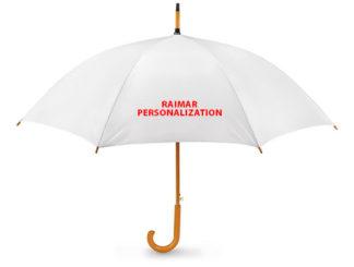 Umbrelă personalizată